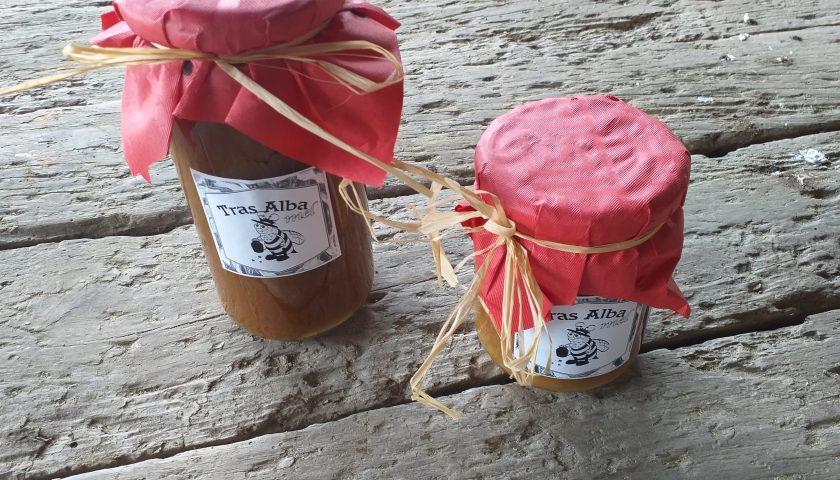 Tarros de miel de Trasalba