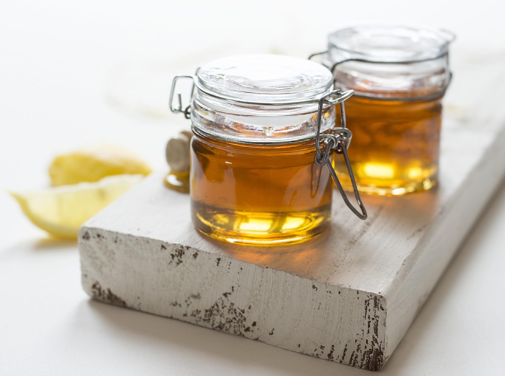 Botes miel